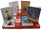 "XMAS Box ""A"" - 36 boxes total - only 25 cents per box!"